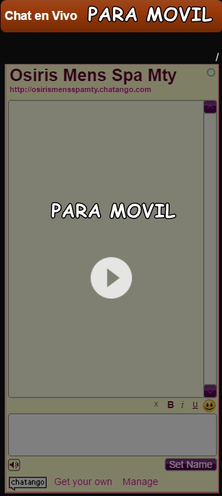 chat para movil
